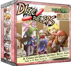 Disc Duelers: The Battle Game