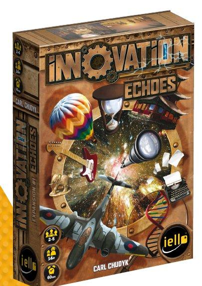 Innovation Expansion: Echoes