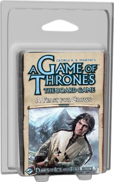 A Game of Thrones Boardgame: A Feast for Crows Chapter Pack