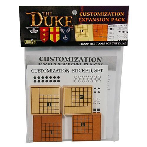 The Duke Expansion: Customization Tiles