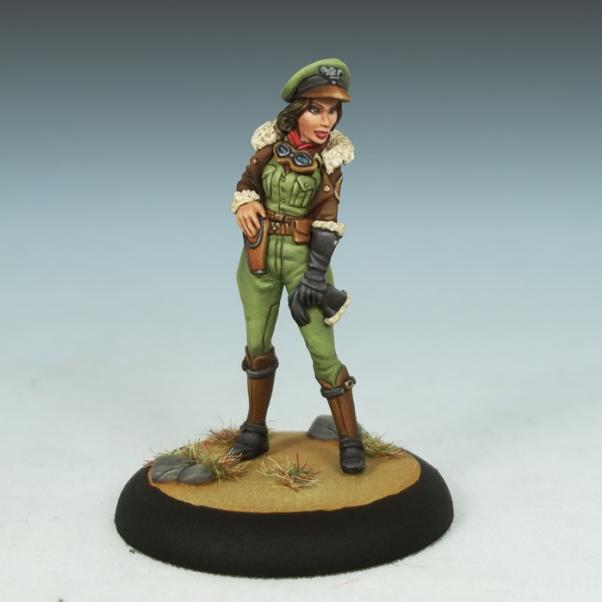Bombshell Miniatures: Betty