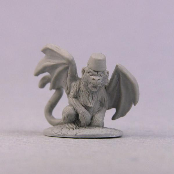 Bombshell Miniatures: Sidekicks - Belphegor Winged Monkey