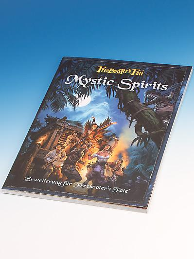 Freebooter's Fate Expansion: Mystic Spirits Rulebook