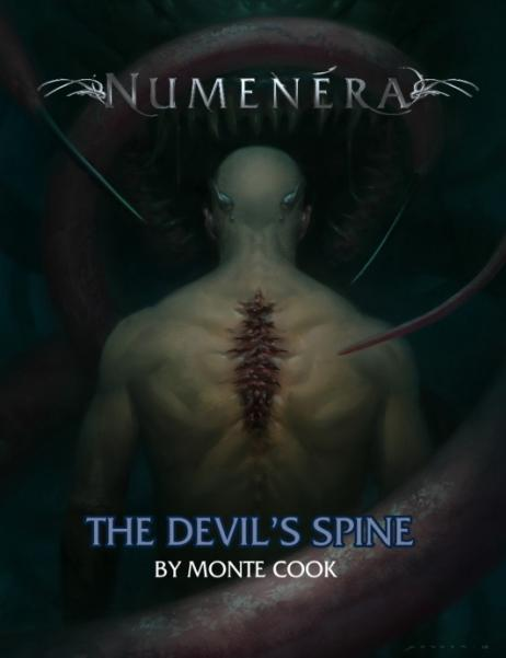 Numenera RPG: The Devil's Spine