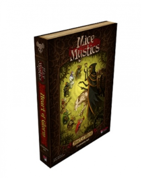 Mice and Mystics: The Heart Of Glorm (Expansion)