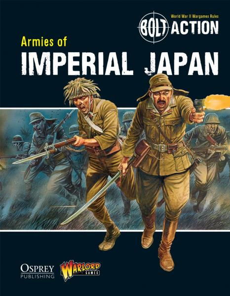 [Bolt Action #005] Armies Of Imperial Japan