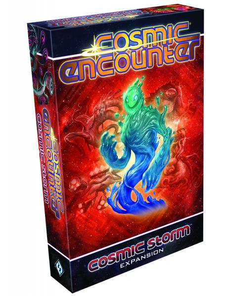 Cosmic Encounter Expansion: Cosmic Storm