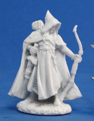 Dark Heaven Bones: Arthrand Nightblade, Elf Ranger