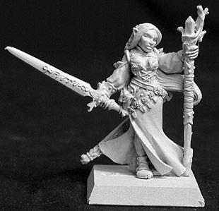 Dark Heaven Bones: Lysette, Female Elf