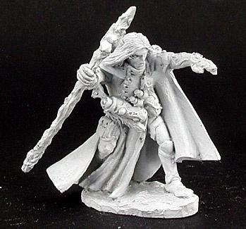 Dark Heaven Bones: Elquin, High Elf Adventurer
