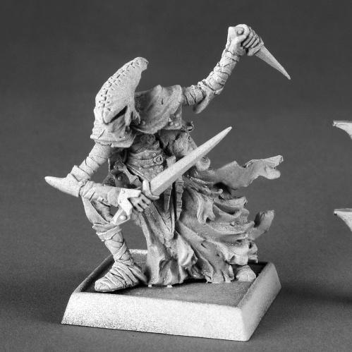 Dark Heaven Bones: Zalash, Dark Elf Assassin