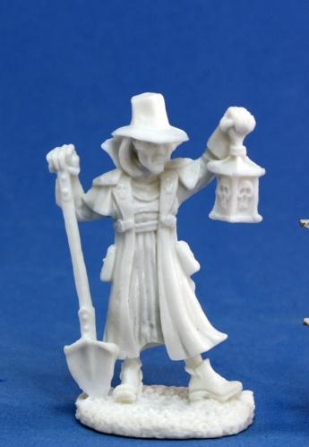 Dark Heaven Bones: (Townsfolk) Undertaker