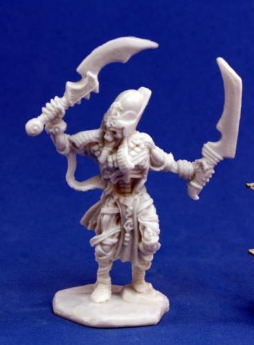 Dark Heaven Bones: Mummy Captain