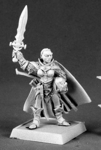 Pathfinder Bones: Seelah