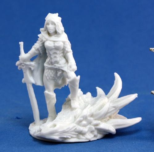 Dark Heaven Bones: Janan, Female Dragon Slayer