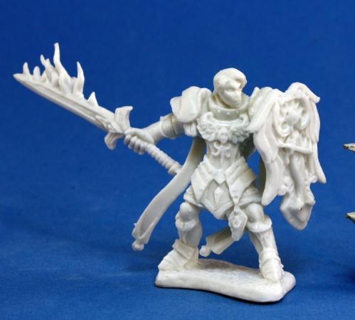 Dark Heaven Bones: Almaran The Gold, Paladin