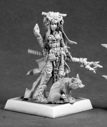 Pathfinder Bones: Feiya