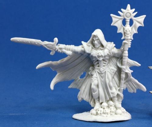 Dark Heaven Bones: Malek Necromancer