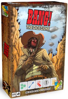 Bang! The Dice Game: Core Game