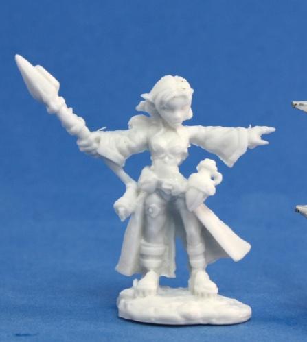 Dark Heaven Bones: Cassie, Gnome Wizard
