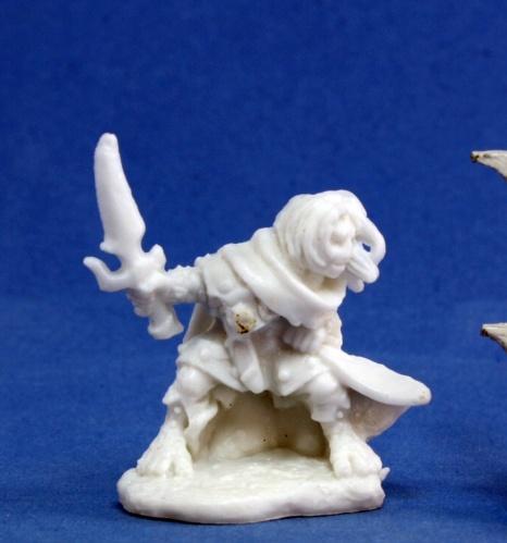 Dark Heaven Bones: Hellakin Goregutter, Halfling Rogue