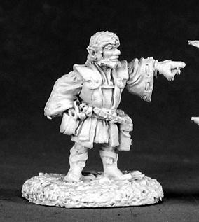 Dark Heaven Bones: Balto Burrowell, Gnome Wizard