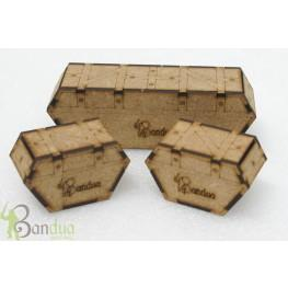 Bandua Accessories: Containers (3)