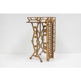 Bandua Accessories: High Square Industrial Tower