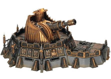 Citadel Terrain: Wall Of Martyrs - Aquila Strongpoint