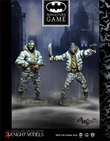 Batman Miniature Game: Penguin's Thugs Set 2