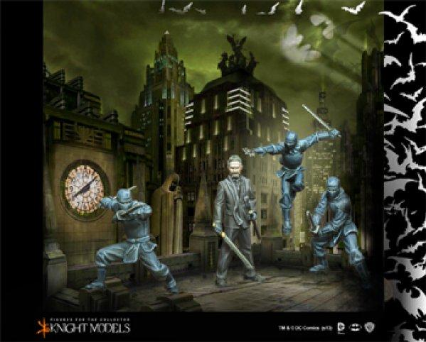 Batman Miniature Game: Ra's al Ghul & League of Shadows