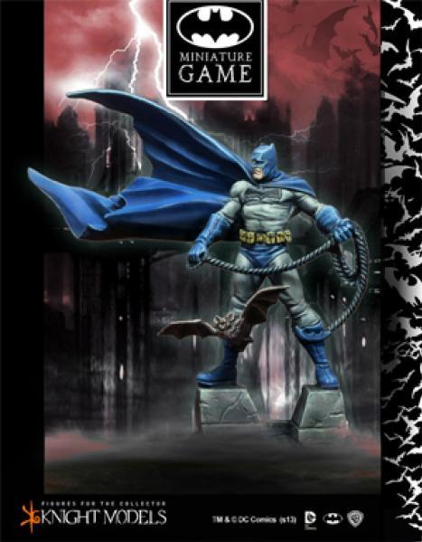 Batman Miniature Game: Batman (Frank Miller)