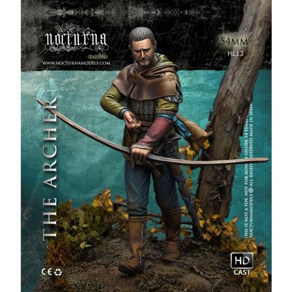 54mm Heroes and Legends: The Archer