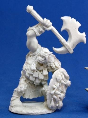 Dark Heaven Bones: Kavorgh, Orc Warboss