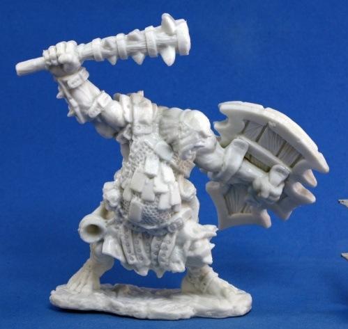 Dark Heaven Bones: Kagunk, Ogre Chieftain