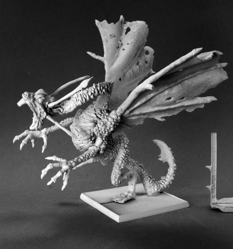 Pathfinder Bones: Jabberwock