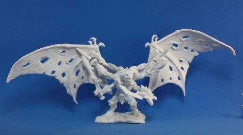 Dark Heaven Bones: Rauthuros, Demon