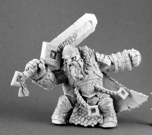 Dark Heaven Bones: Skorg Ironskull, Fire Giant King