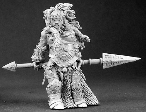 Dark Heaven Bones: Vanja, Fire Giant Queen