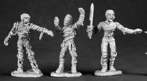 Dark Heaven Bones: Mummy (3)