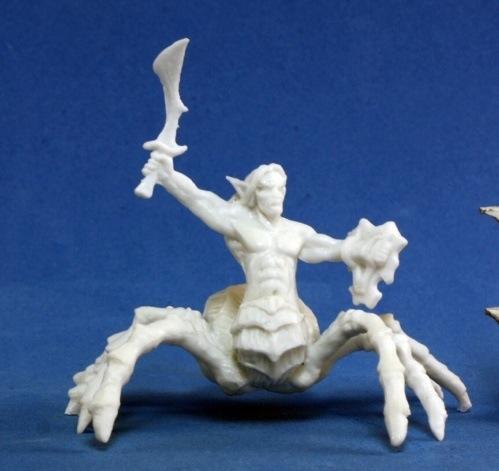 Dark Heaven Bones: Arachnid Warrior