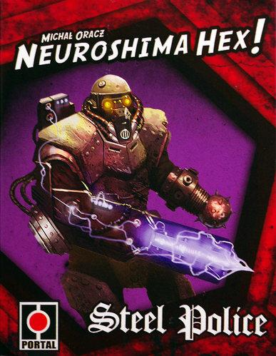 Neuroshima Hex!: Steel Police