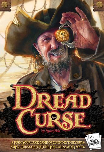 Dread Curse: Card Game