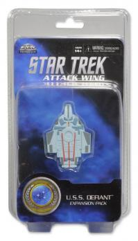 Star Trek Attack Wing Expansion Pack: Federation U.S.S Defiant (2016)