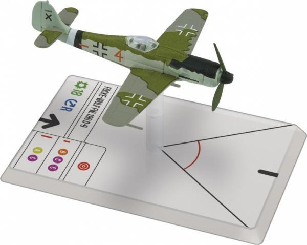 Wings Of Glory WWII Series III Miniatures: FW-190 D-9 (7./JG 26)