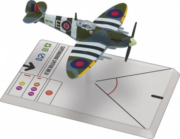 Wings Of Glory WWII Series III Miniatures: Spitfire Mk.IX (Johnson)