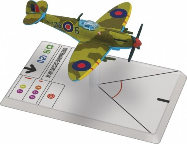 Wings Of Glory WWII Series III Miniatures: Spitfire Mk.IX (Skalski)