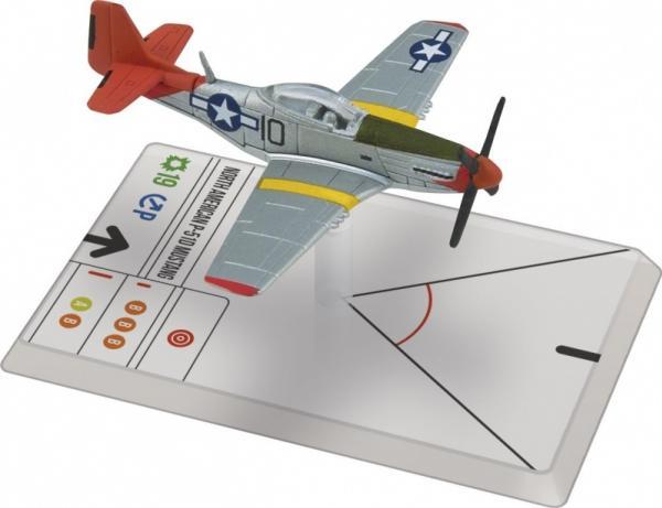Wings Of Glory WWII Series III Miniatures: P-51D Mustang (Ellington)