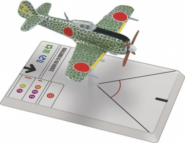 Wings Of Glory WWII Series III Miniatures: Nakajima Ki-84 Hayate (52 Sentai)