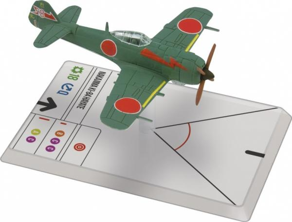 Wings Of Glory WWII Series III Miniatures: Nakajima Ki-84 Hayate (Imoto)